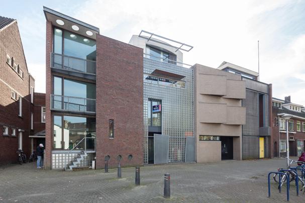 Vier stadswoonhuizen / Vier stadswoonhuizen ( W.J. van Asten, W. Smulders, M. Rijnvos Voorwinde, P. van Hoogmoed )