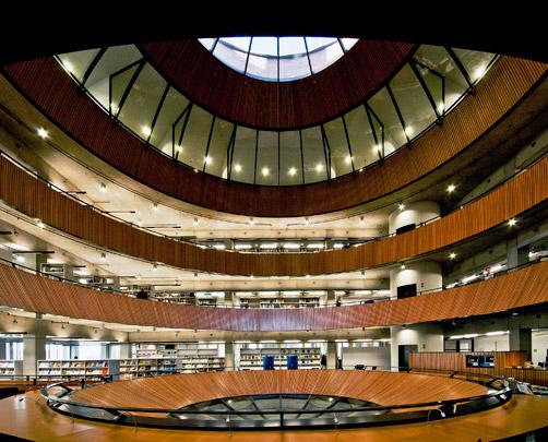 Forumgebouw Landbouwuniversiteit / Forum Building Landbouwuniversiteit ( Quist Wintermans )