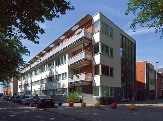 Woningbouw Botugat / Housing Botugat ( Mecanoo )