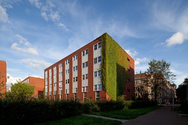 Woningbouw GWL-terrein (Zeinstra Van der Pol) / Housing, Urban Design (Zeinstra Van der Pol) ( E.M. van der Pol (Atelier Zeinstra Van der Pol) )
