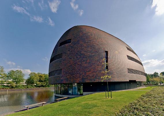 Rekencentrum Zernikeborg / Zernikeborg ( Inbo )