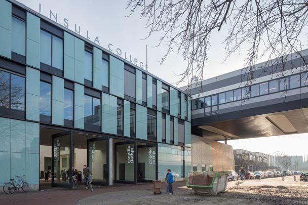 Insula College / Insula College ( DKV )