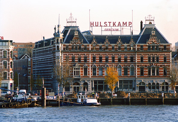 Hulstkampgebouw / Hulstkampgebouw ( J.P. Stok Wzn. )