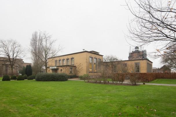 Pompgebouw Dordrecht (Villa Augustus) / Pumping Station (Villa Augustus) ( ? (Gemeentewerken Dordrecht) )