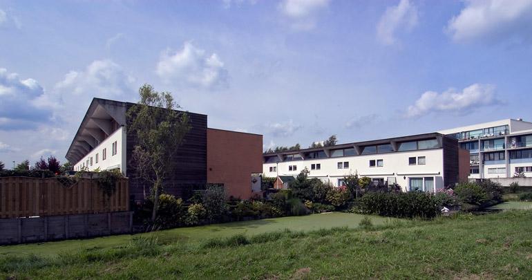 Woningbouw Ringvaartplasbuurt / Housing Ringvaartplasbuurt ( Mecanoo )