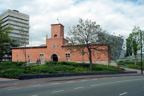Van Abbemuseum / Van Abbe Museum ( A.J. Kropholler )