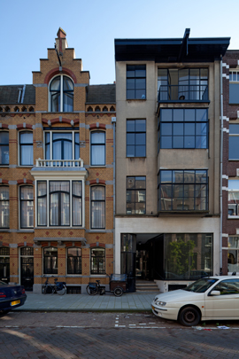 Woonhuis Valeriusstraat / Private House Valeriusstraat ( L.H.P. Waterman )