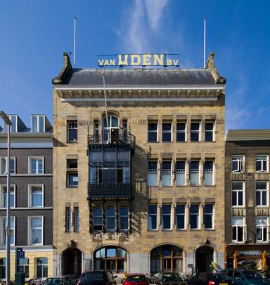 Kantoorgebouw Van Uden / Office Building Van Uden ( J.H. de Roos, W.F. Overeijnder )