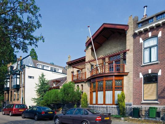 Woonhuis Schreuder / Private House Schreuder ( J.P. Stok Wzn. )