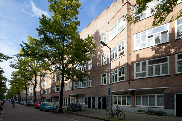 Woningbouw Plan-West (Staal-Kropholler) / Housing Plan-West (Staal-Kropholler) ( M. Staal-Kropholler ) 