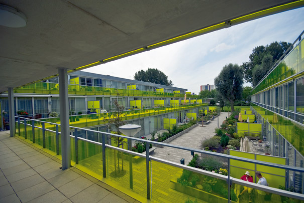 Woningbouw Alverstraat / Housing Alverstraat ( VMX Architects )