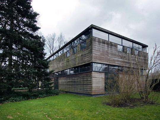 Eigen woonhuis Bonnema / Own House Bonnema ( A. Bonnema )