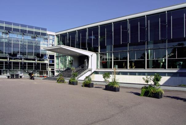 Kantoorgebouw Van Leers Vatenfabrieken / Office Building Van Leers Vatenfabrieken ( M. Breuer )