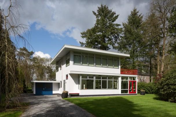 Woonhuis Smedes (Den Dolder) / Private House Smedes (Den Dolder) ( G.Th. Rietveld )