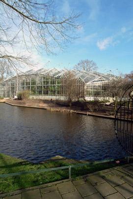 Kas Hortus Botanicus / Glasshouse Hortus Botanicus ( Zwarts & Jansma )