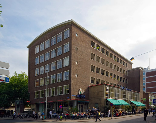 Kantoorgebouw De Nederlanden van 1845 Rotterdam (Dudok) / Office Building De Nederlanden van 1845 Rotterdam (Dudok) ( W.M. Dudok )
