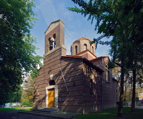 Grieks-Orthodoxe Kerk / Greek Orthodox Church ( Th.J. Taen, Ch.Th. Nix )