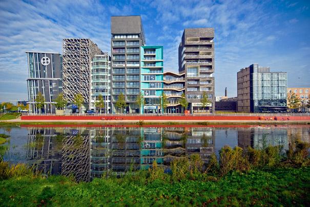 Kantoorgebouwen Zilverparkkade / Office Buildings Zilverparkkade ( Diverse architecten  )