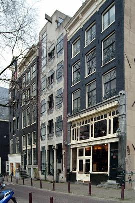 Woonhuis Singel 428 / Private House Singel 428 ( A. Cahen )