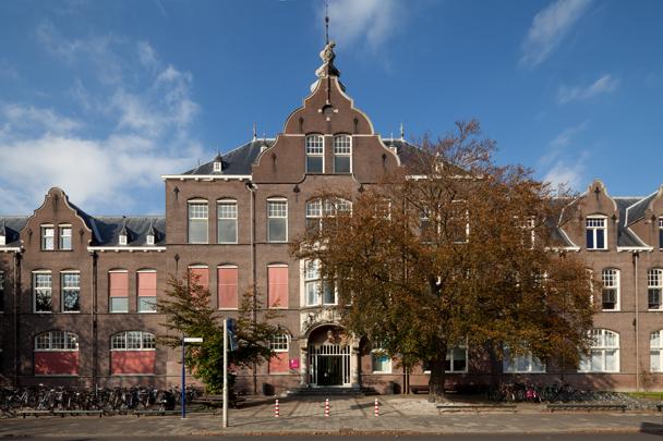 Faculteit Mijnbouwkunde TU Delft / Faculty Mining Engineering TU Delft ( J.A.W. Vrijman )