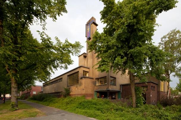 Groen van Prinstererschool / Groen van Prinsterer School ( Van Wijk en Broos )