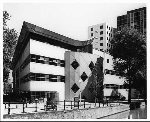Universiteitscomplex Roetersstraat / University Buildings Roetersstraat ( P.B. de Bruijn (de Architekten Cie.) )