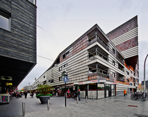 Woongebouw Exodus / Housing Block Exodus ( Onix )
