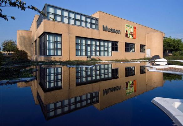 Museum voor het Onderwijs; Omniversum / Museum of Education; Omniversum ( W.G. Quist )