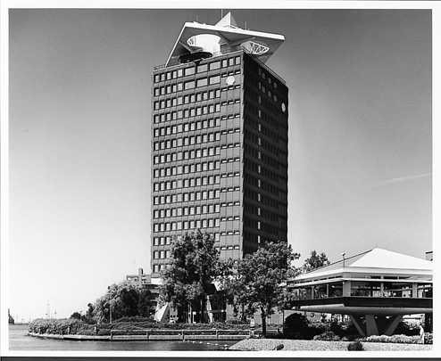 Kantoorgebouw Shell Amsterdam (Overhoeks) / Office Building Shell Amsterdam (Overhoeks) ( A. Staal )