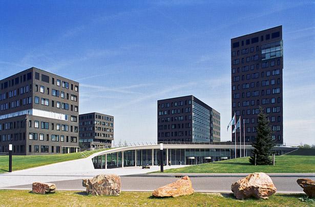 Kantoorgebouw Capgemini Ernst & Young / Office Building Capgemini Ernst & Young ( F.J. van Dongen (de Architekten Cie.) )