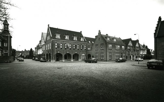 Tuindorp 't Lansink / Garden Village 't Lansink ( K.J. Muller, P.H. Wattez )
