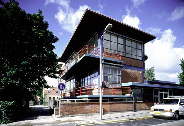 ULO-School Aalsmeer / Comprehensive School Aalsmeer ( J.G. Wiebenga )