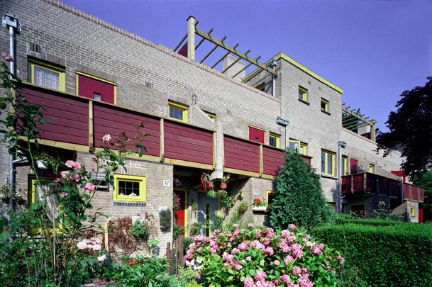 Woningbouw Tuinwijk-Zuid / Housing Tuinwijk-Zuid ( J.B. van Loghem )