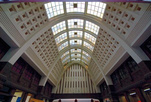 Hoofdpostkantoor Rotterdam / Central Post Office Rotterdam ( G.C. Bremer (Rijksgebouwendienst) )