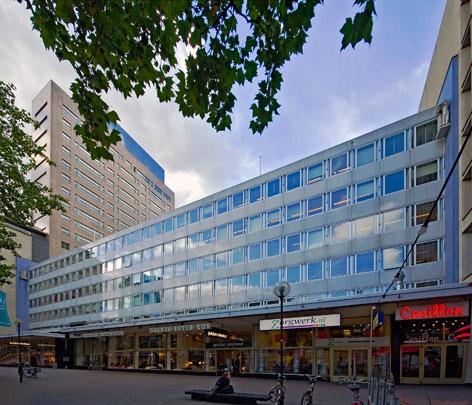 Kantoorgebouw De Utrecht Rotterdam / Office Building De Utrecht Rotterdam ( J.J.P. Oud )