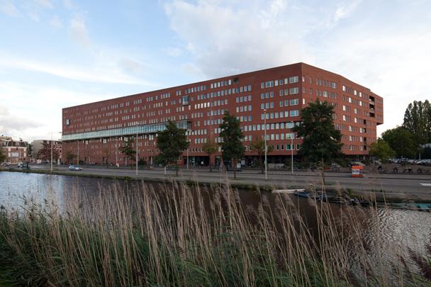 Woningbouw GWL-terrein (KCAP) / Housing, Urban Design (KCAP) ( K.W. Christiaanse (KCAP) )