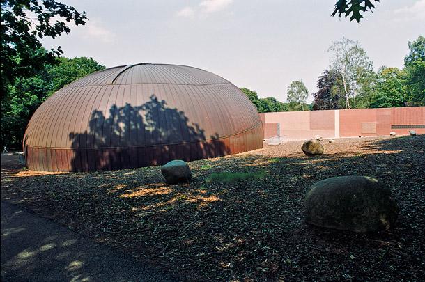 Uitbreiding Openluchtmuseum / Extension to Openluchtmuseum ( F.M.J. Houben (Mecanoo) )