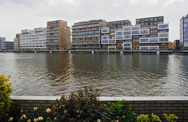 Stedenbouwkundig plan Zaanoever / Urban Design Zaanoever ( Concko-Gautier, Claus en Kaan; Uytenhaak )