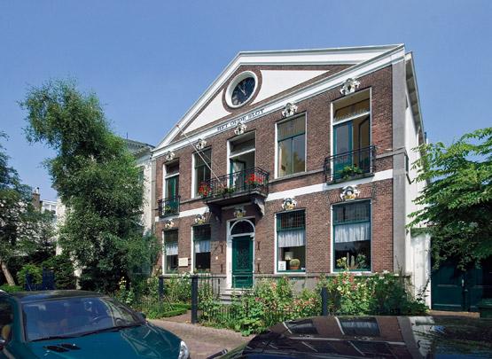 Twee woonhuizen Slotlaan / Two private houses Slotlaan ( C. Bruijnzeel en Zonen )