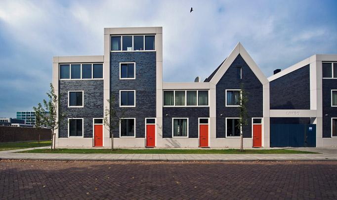 Woningbouw Holtenbroek / Housing Holtenbroek ( MADE )