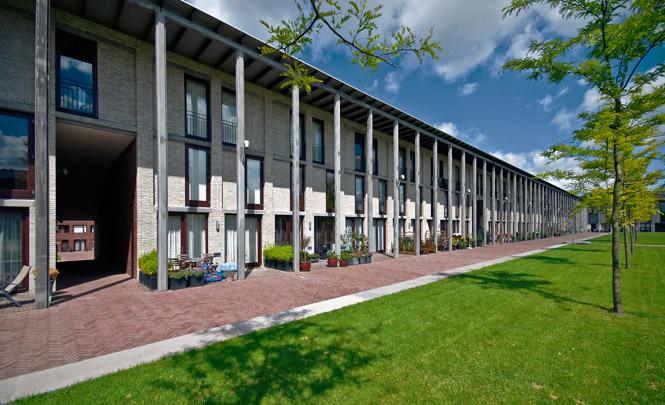 Woningbouw De Grote Hof / Housing De Grote Hof ( Rapp+Rapp )