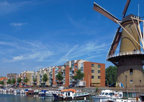 Woningbouw Delfshaven / Housing Delfshaven ( C.J.M. Weeber (HWST) )