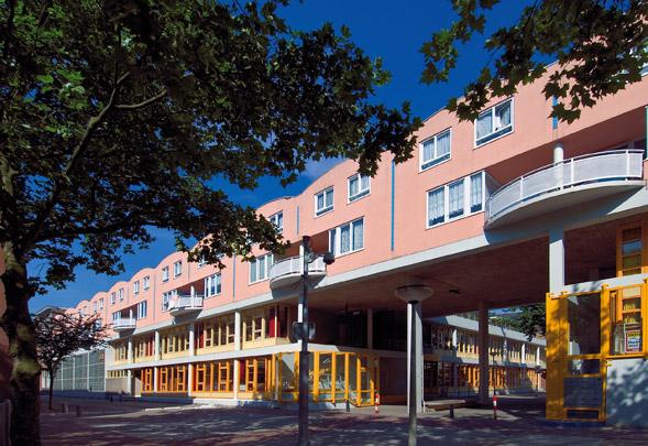 Augustinusschool en woningbouw / Augustinus School and Housing ( Girod & Groeneveld )