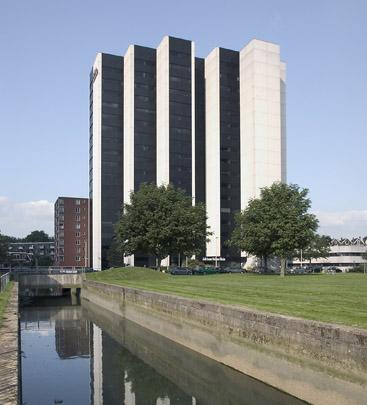 Adriaan Volkerhuis / Office Building ( Maaskant, Van Dommelen, Kroos, Senf )
