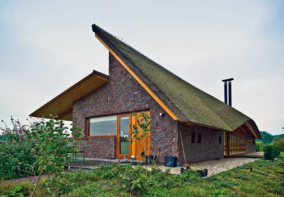 Woonhuis Matlung & Miltenburg / Private House Matlung & Miltenburg ( H.J.M. Ruijssenaars (de Architectengroep) )