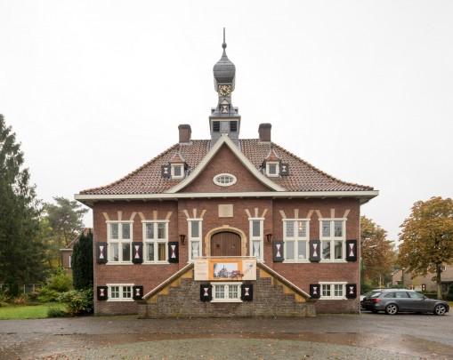 Raadhuis Maarn / Town Hall Maarn ( H.A. Pothoven )