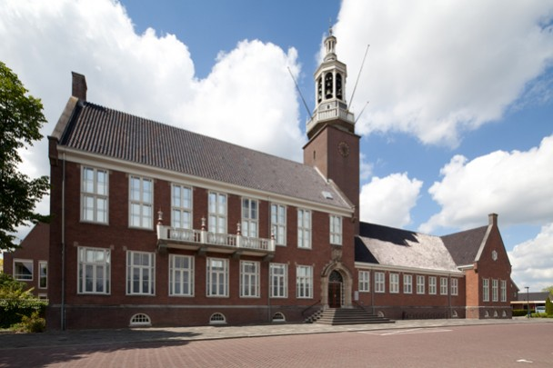 Raadhuis Hoogeveen / City Hall Hoogeveen ( C.J. Blaauw )