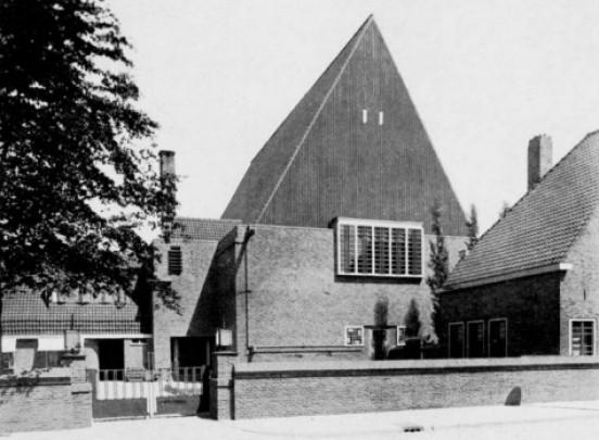 Doopsgezinde Kerk Aalsmeer / Mennonite Church Aalsmeer ( J.F. Staal )