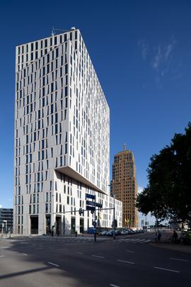 Kantoorgebouw Blaak 8 / Office Building Blaak 8 ( Group A, Dreissen Architecten )