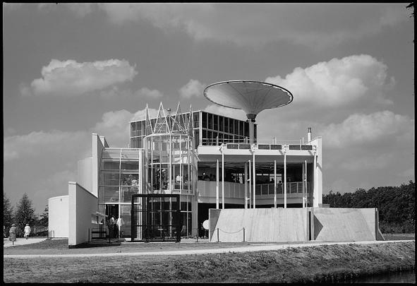 Huis van de Toekomst Autotron / House of the Future Autotron ( C.G. Dam )